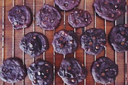 cookies de chocolate sanas