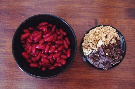 Ingredientes cookies sanas