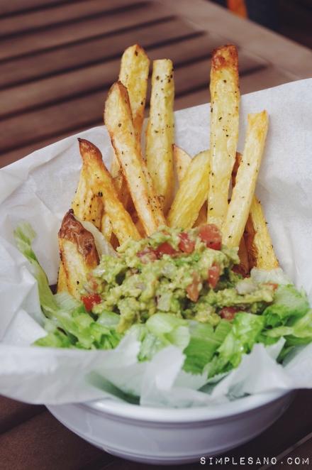 Patatas fritas al horno 2
