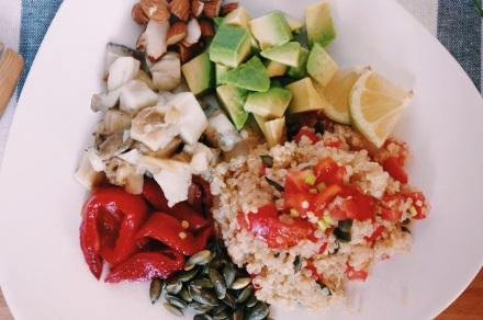 Ensalada de quinoa3