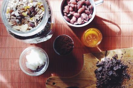 galletas de avena y cacao - simplesano.com